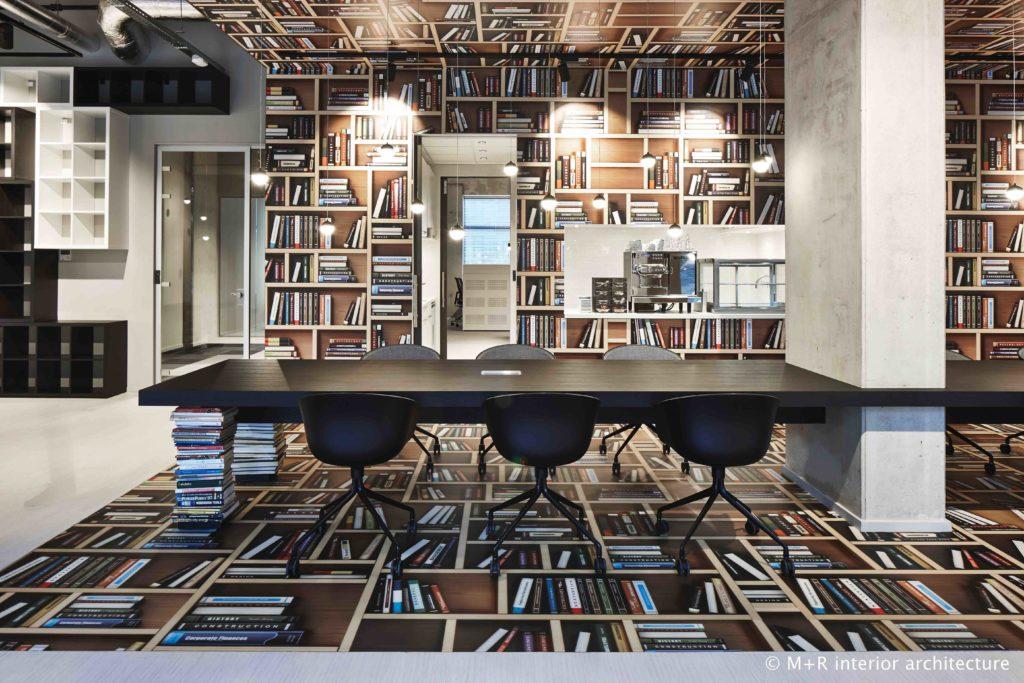 ARC17 My Bookstore, My Flexspace M+R Interior Architecture