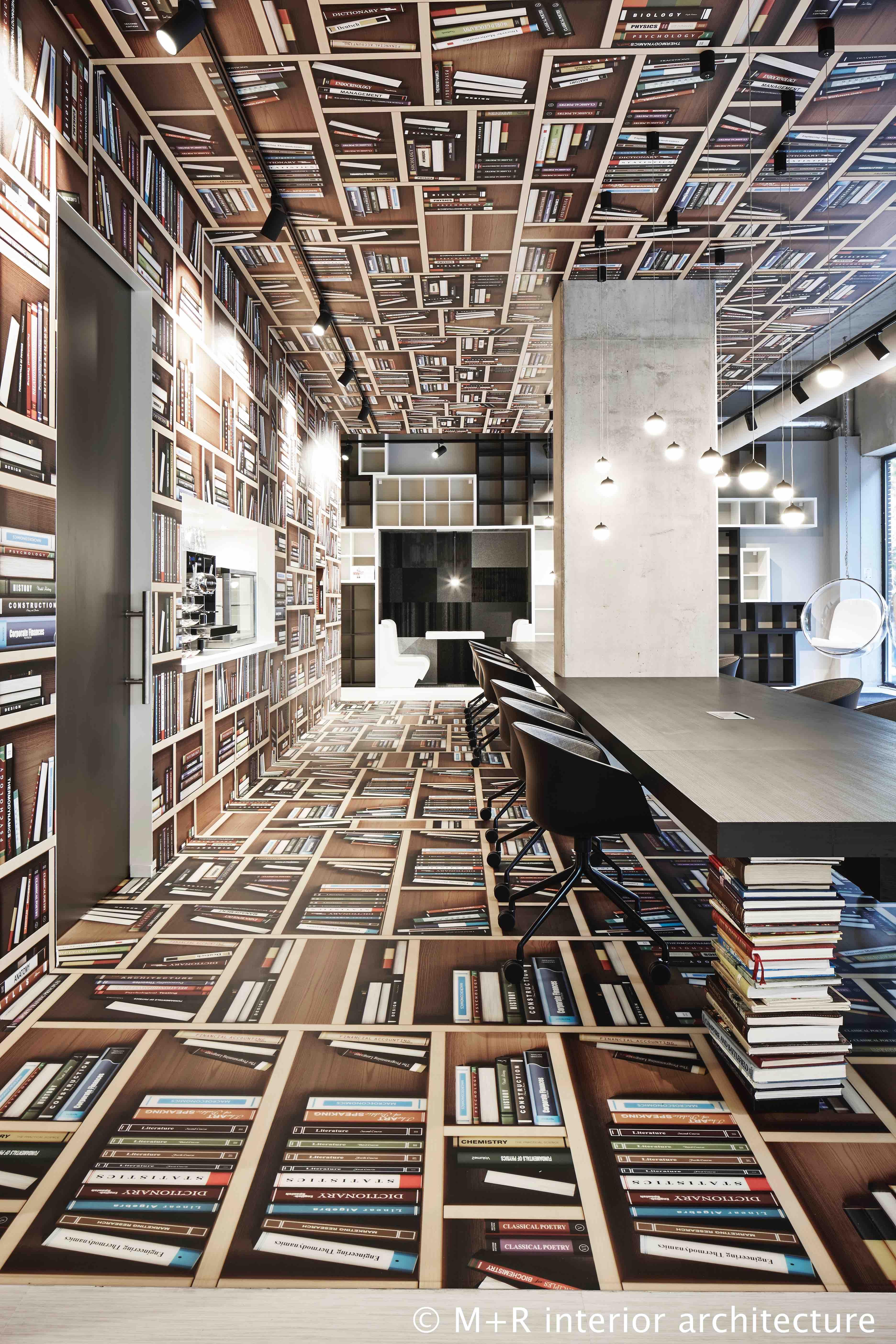 <p>My Bookstore, My Flexspace digital book print</p>