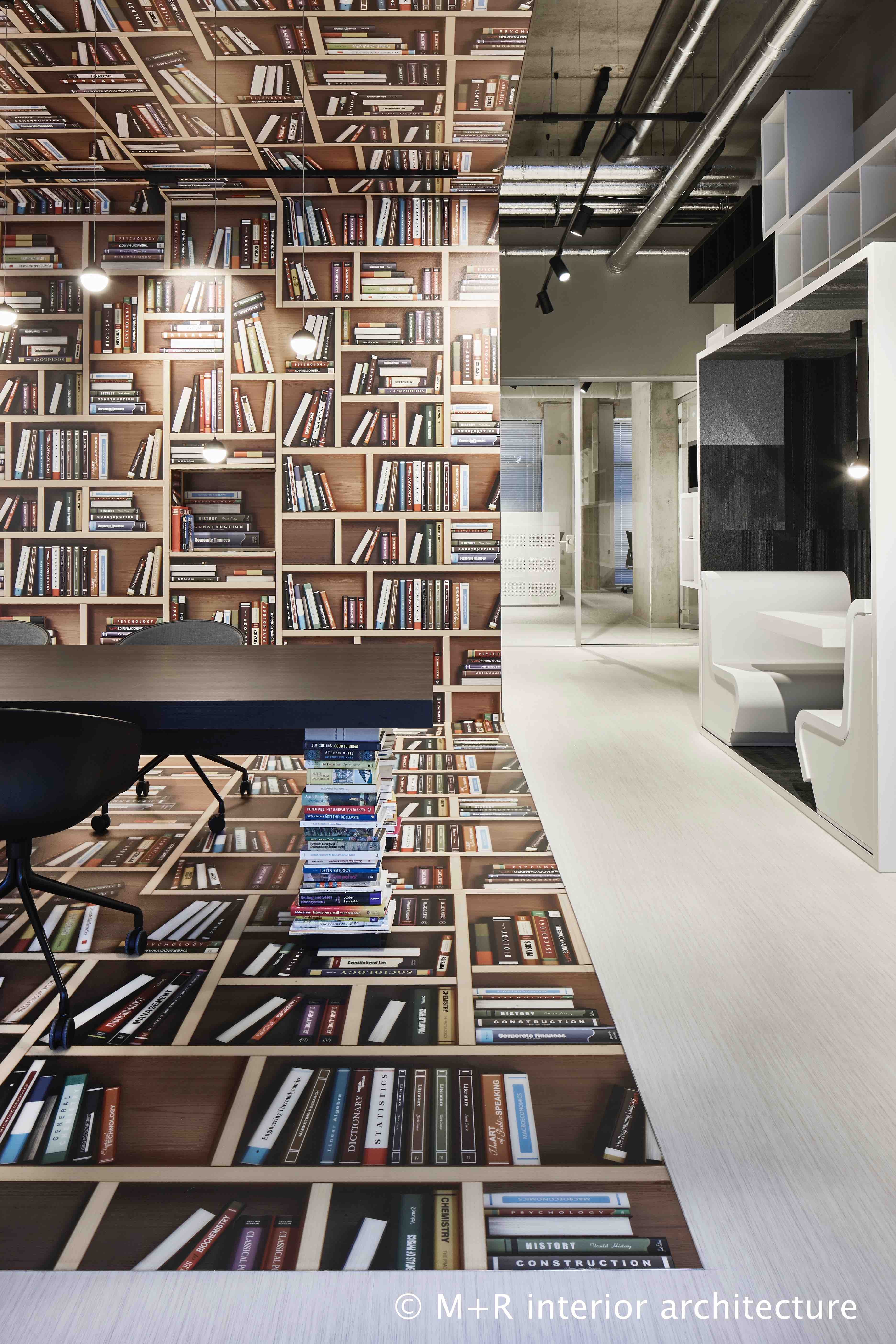 <p>My Bookstore, My Flexspace overview</p>
