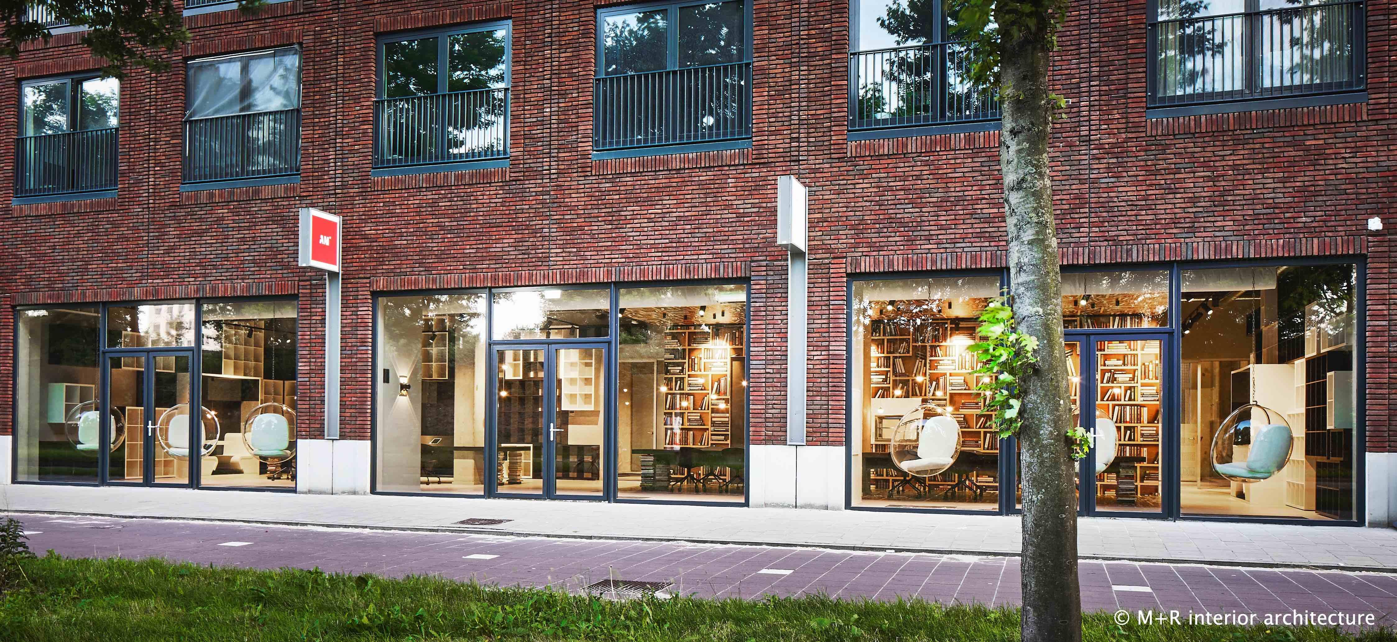<p>My Bookstore, My Flexspace facade</p>