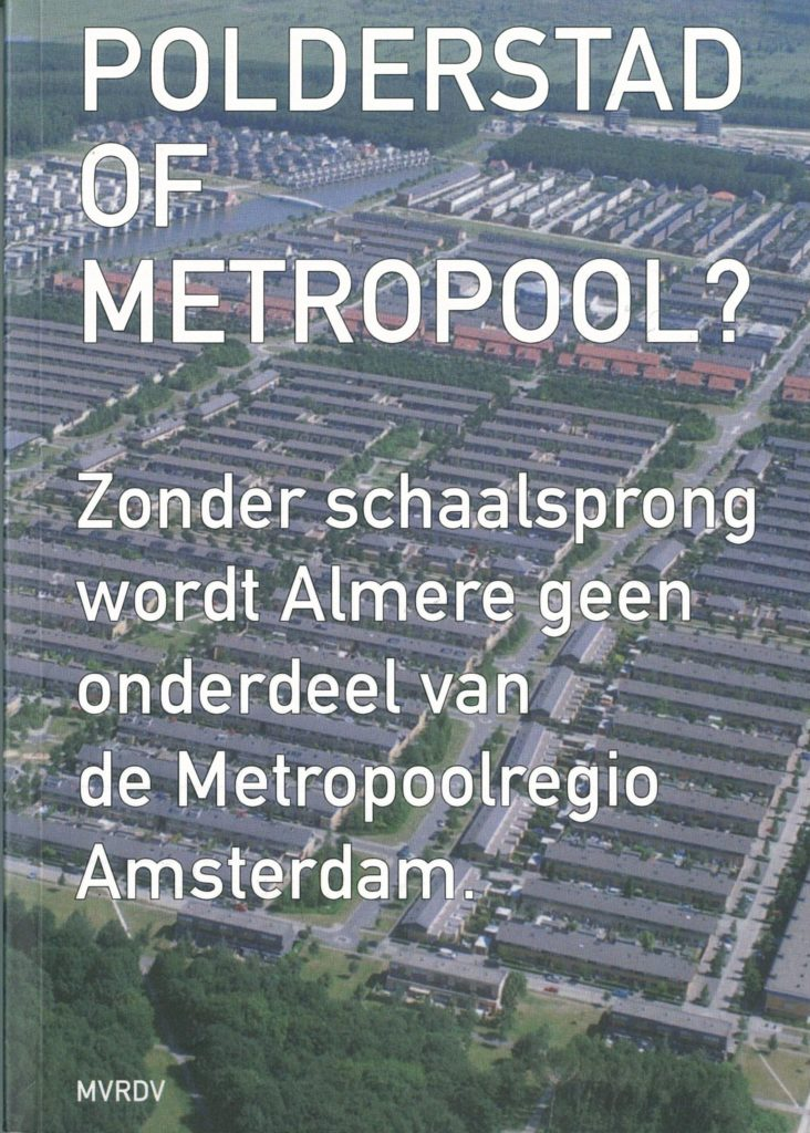 Polderstad of Metropool? door MVRDV