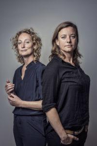 Ryswijck en Nadine Sterk. Ambassdeurs DDW2017. Foto Martin Dijkstra