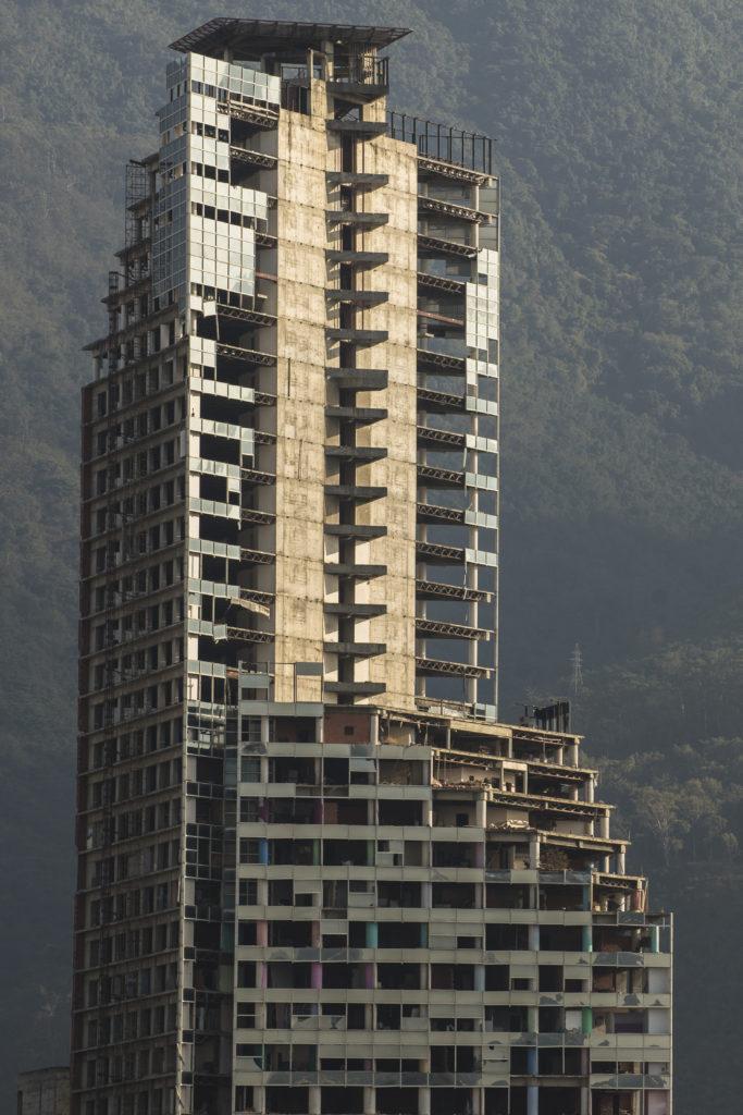 Torre de David in Caracas
