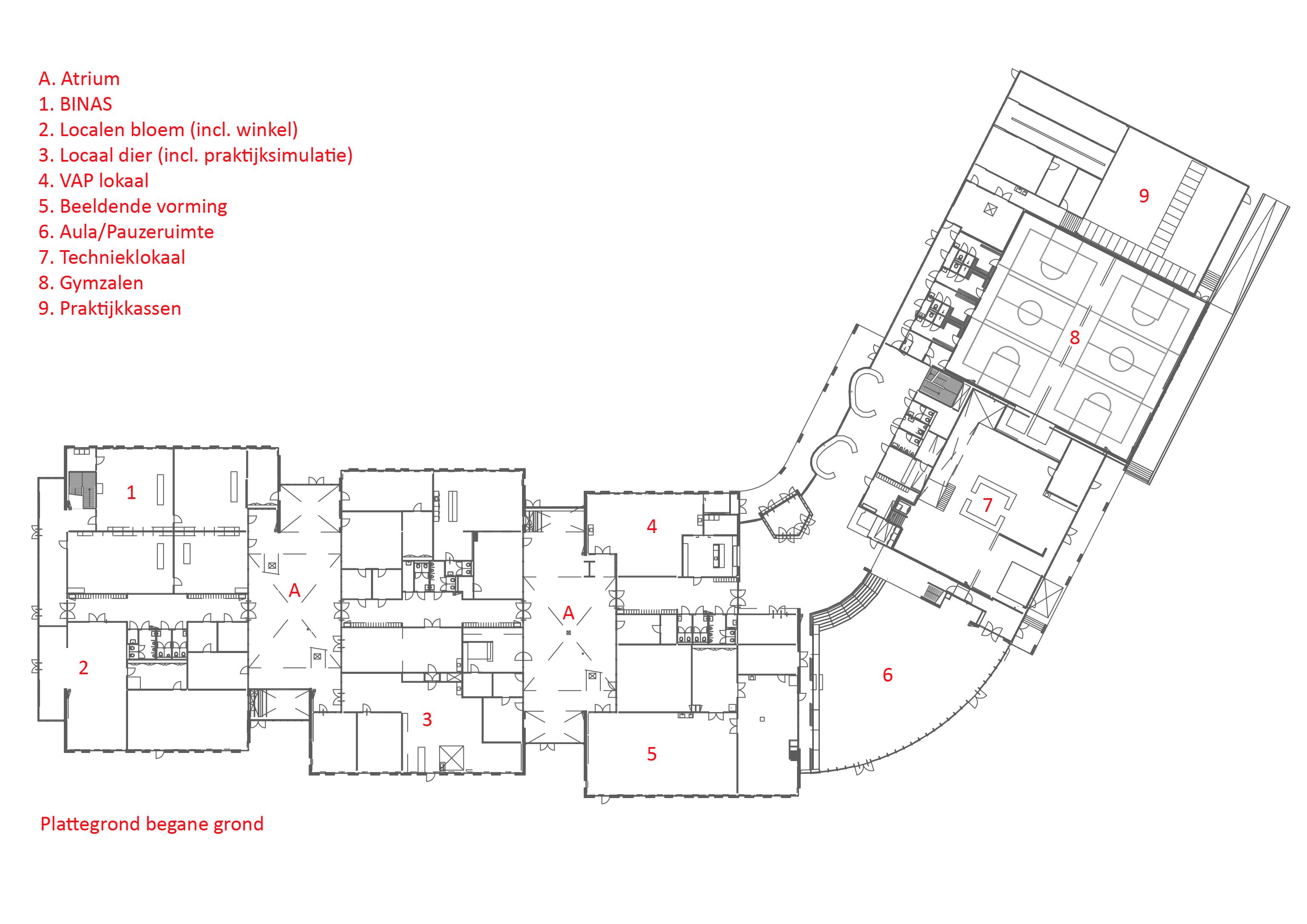<p>AOC Oost Twello – Architecten aan de Maas</p>