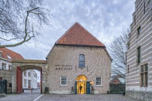 ARC17: Restauratie en herbestemming Koetshuis Markiezenhof – Weyts Architecten