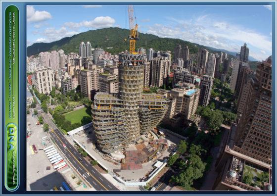 Vincent Callebaut_Agora_Taipei