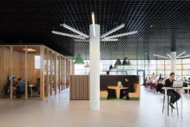 ARC17 Interieur: Hal R4 – Fontys Campus Rachelsmolen – Mecanoo architecten