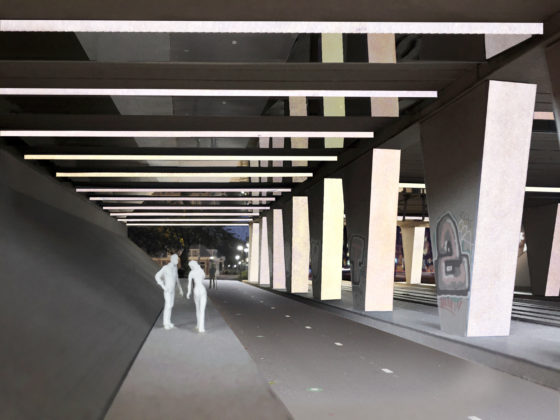 HOH Onderdoorgang A10 Amsterdam