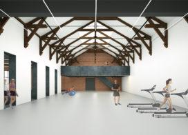 ARC17 Interieur: TrainMore Koninginneweg – JPS architecten