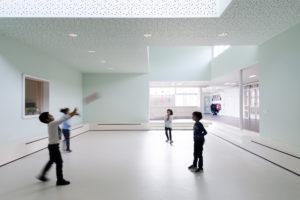 ARC17 Interieur: Basisschool Piramide Boerhaave, Haarlem – Serge Schoemaker Architects