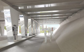 Onderdoorgang A10 Amsterdam wordt 'Stadspoort van de 21e eeuw'