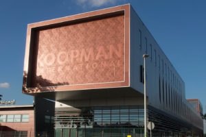 ARC17 Architectuur: Hoofdkantoor Koopman International – TEKTON architekten