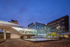 ARC17 Architectuur: Startstation E-lijn Den Haag – ZJA Zwarts & Jansma Architecten