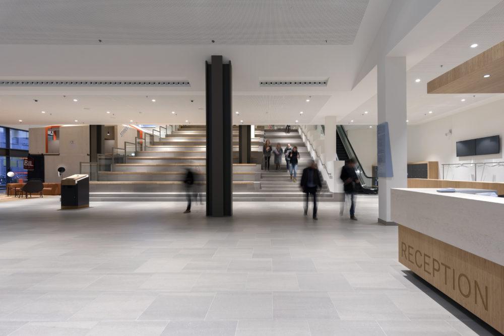 Uitnodiging tot kennisdeling – Campus Den Haag, Universiteit Leiden door Geurst & Schulze architecten en Studio Leon Thier