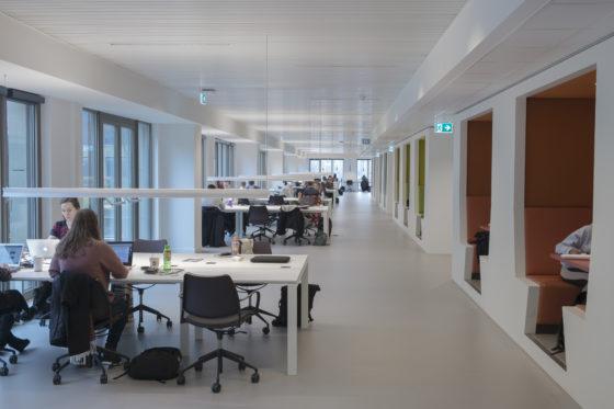 Universiteit Leiden - Campus Den Haag. Foto Peter de Ruig