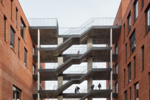 ARC17 Architectuur: Stadscampus HAST Hasselt – a2o-architecten cvba