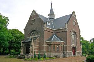 Monumentale kapel begraafplaats Crooswijk krijgt opknapbeurt