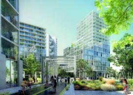 Nieuwe wijk met 1350 woningen komt op plek Bijlmerbajes