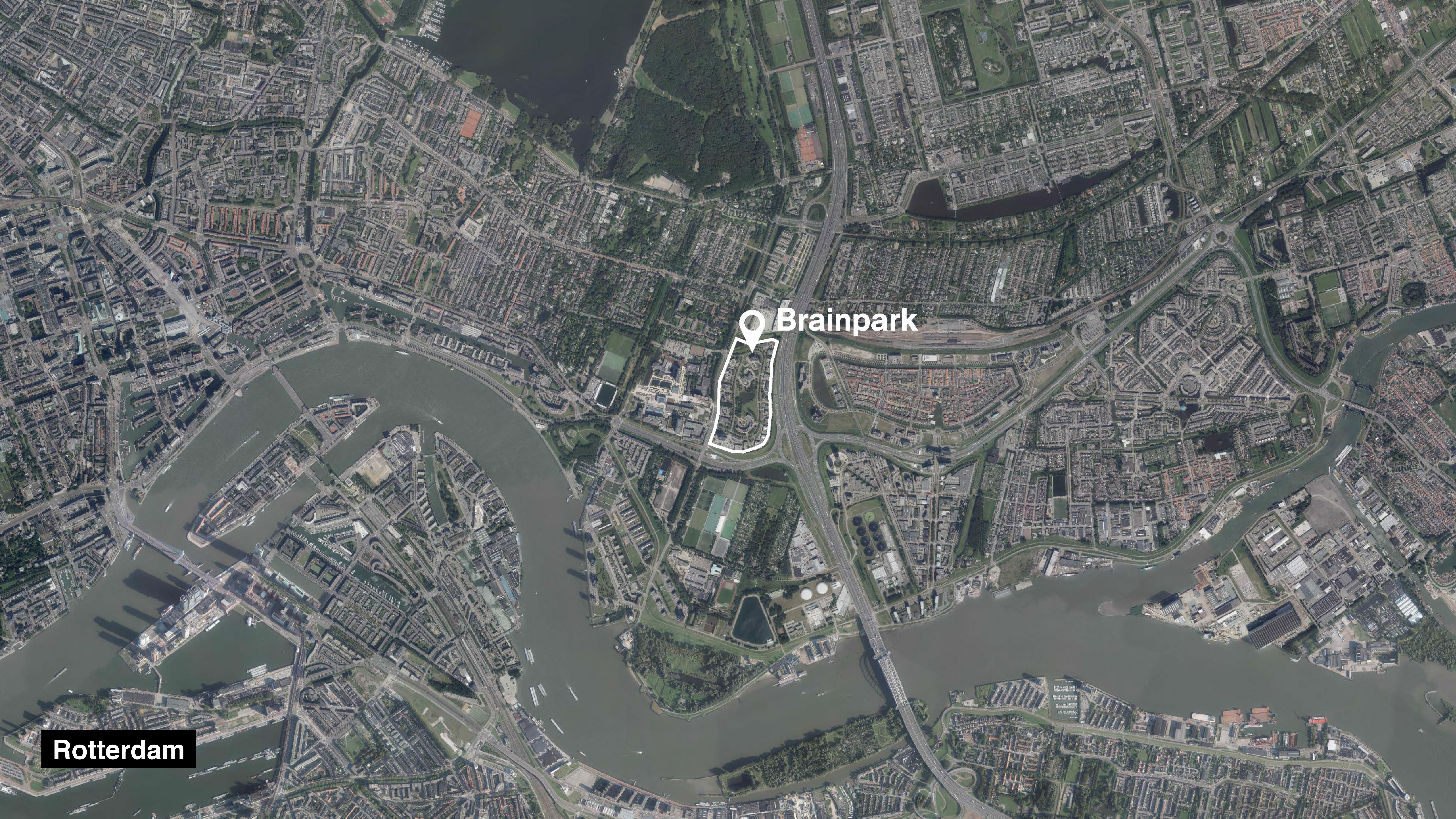 Arc17 innovatie: brainpark rotterdam u2013 de zwarte hond de architect