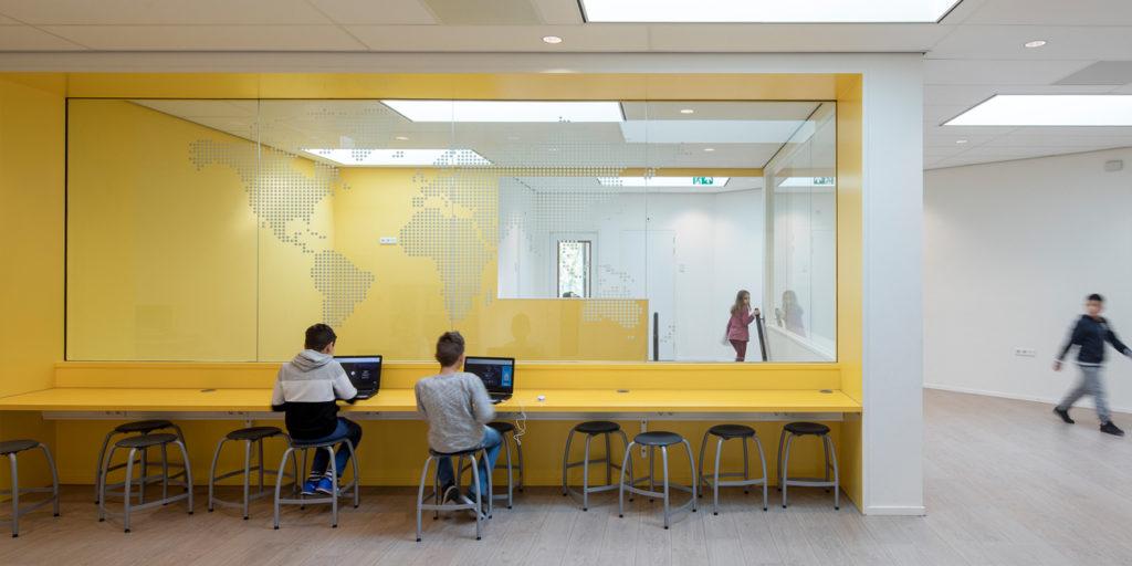 Brede School Ibisdreef Utrecht - SVP architectuur en Stedenbouw