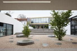 "ARC17 Architectuur: Cultuurcentrum en bibliotheek  ""De Factorij"" Zaventem – ebtca architecten en archiles architecten"