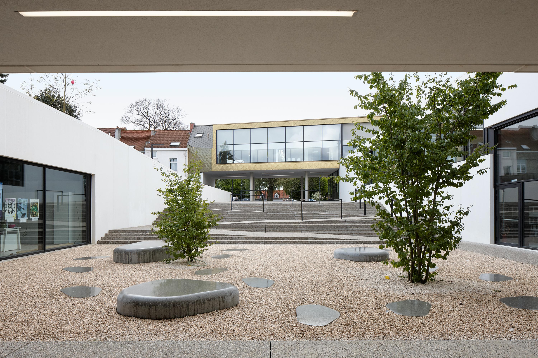 <p>CC Zaventem-toegang-ebtca-archiles architecten</p>