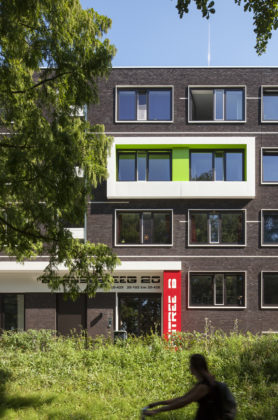 Campus Wageningen - SVP Architectuur en Stedenbouw