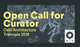 Gezocht: Curator voor Oslo Architecture Triënnale 2019