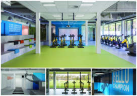 ARC17 Interieur: KNVB campus – DAY creative business partners
