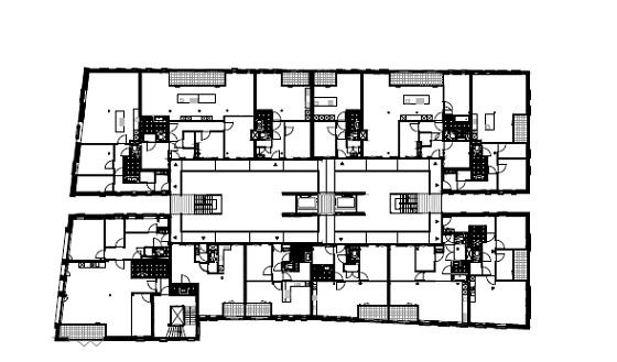 Kaaspakhuis Plattegrond_Mei Architect de Architect september 2017