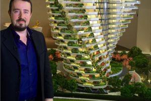 Wie is Vincent Callebaut?