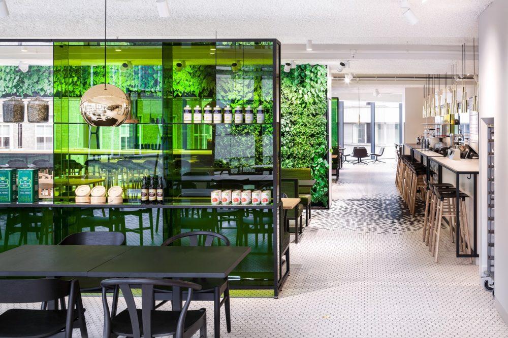 'Dineren bij de Bijenkorf' – The Kitchen in Utrecht door i29