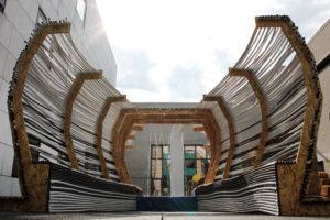 ARC17 Architectuur: De Extase Fase Paviljoen – Studio Flex