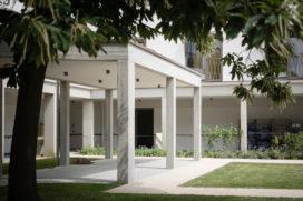 ARC17 Detail: Woonzorgcentrum OCMW Parkhof Machelen – Korteknie Stuhlmacher Architecten
