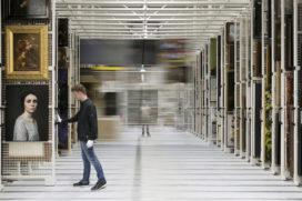 ARC17 Innovatie: Kolleksjesintrum Fryslân (Collectiecentrum Friesland) – LEVS architecten