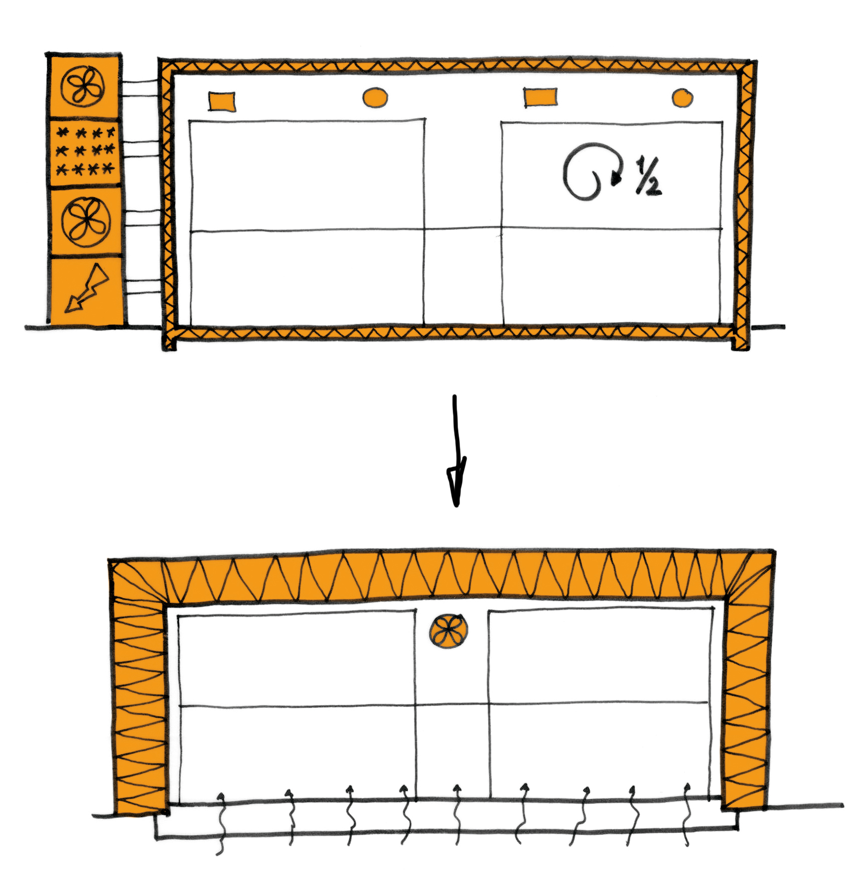 <p>Concept installatiearm</p>