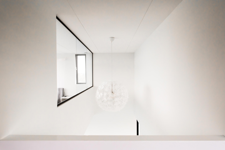 <p>Door vides en glazen ruimtescheiding komt lichteffect in alle ruimtes</p>