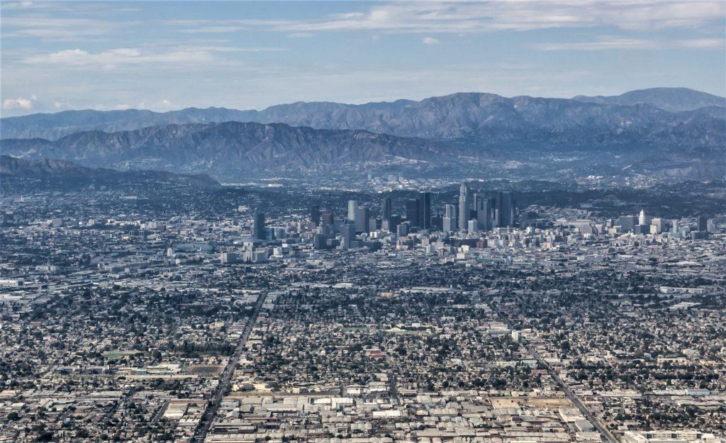 Gridstad Los Angeles
