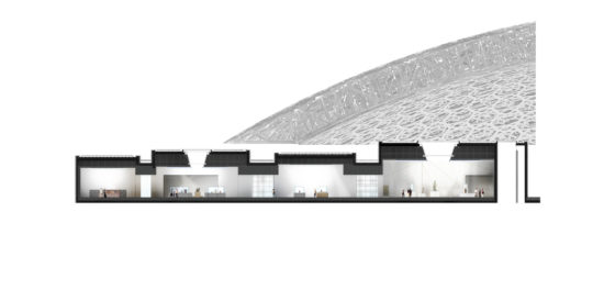Louvre-Abu-Dhabi-Permanent-Galleries-Section-Wing-1-©-Ateliers-Jean-Nouvel