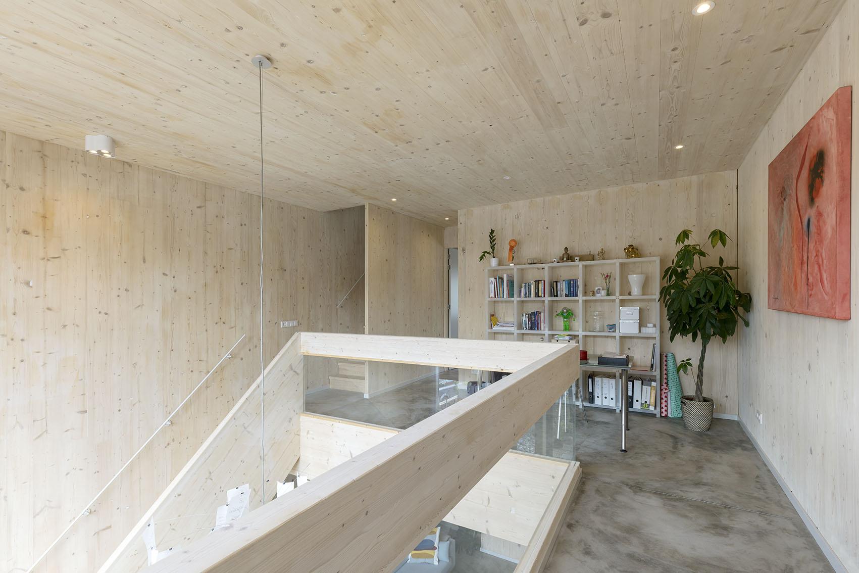 <p>Kavel 19 &#8211; werkkamer op 1e verdieping  foto: Marcel van der Burg</p>