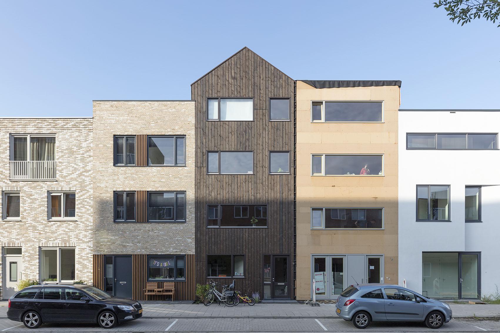 <p>Kavel 8 – straatbeeld  foto: Marcel van der Burg</p>