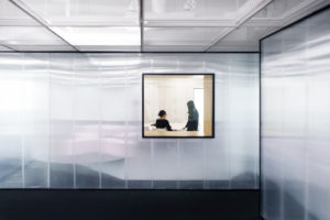 Interieur kantoor MINTH – MORE architecture