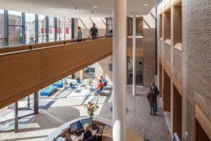ARC17 Interieur: Gemeenlandshuis voor Hoogheemraadschap Delfland – Mecanoo Architecten