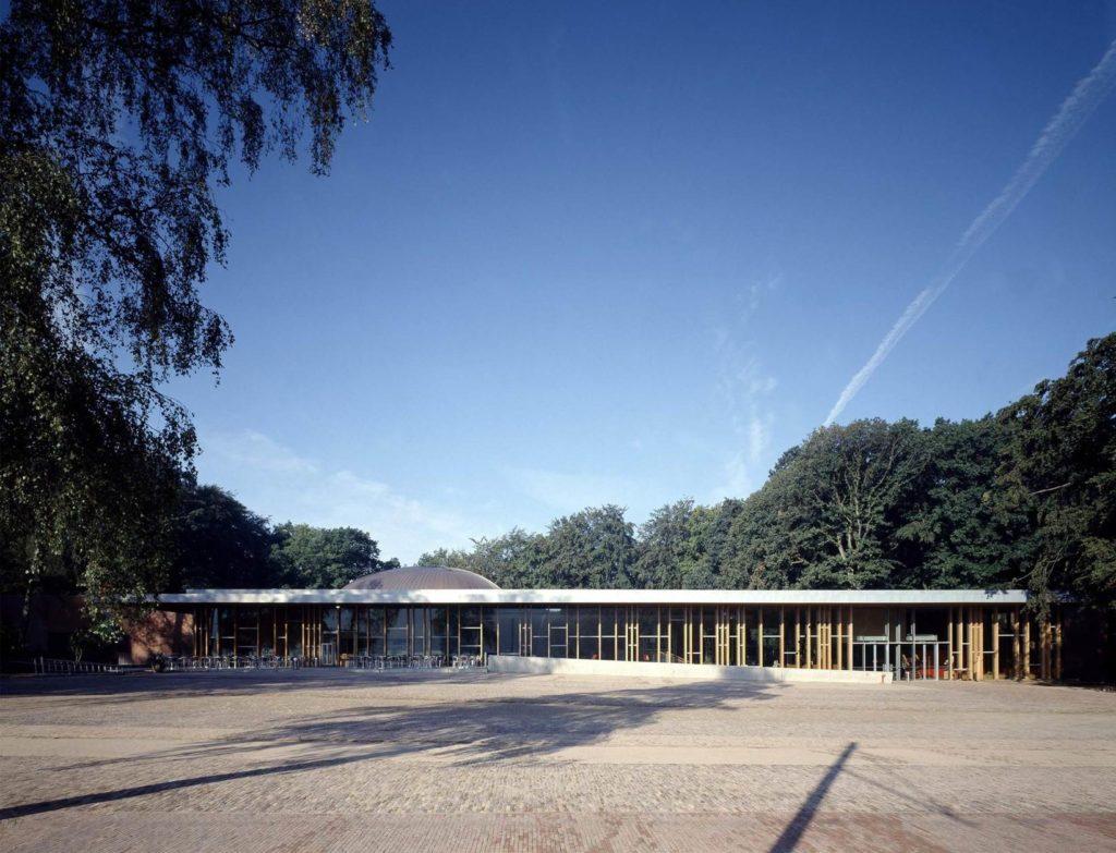 Mecanoo_entree_openluchtmuseum