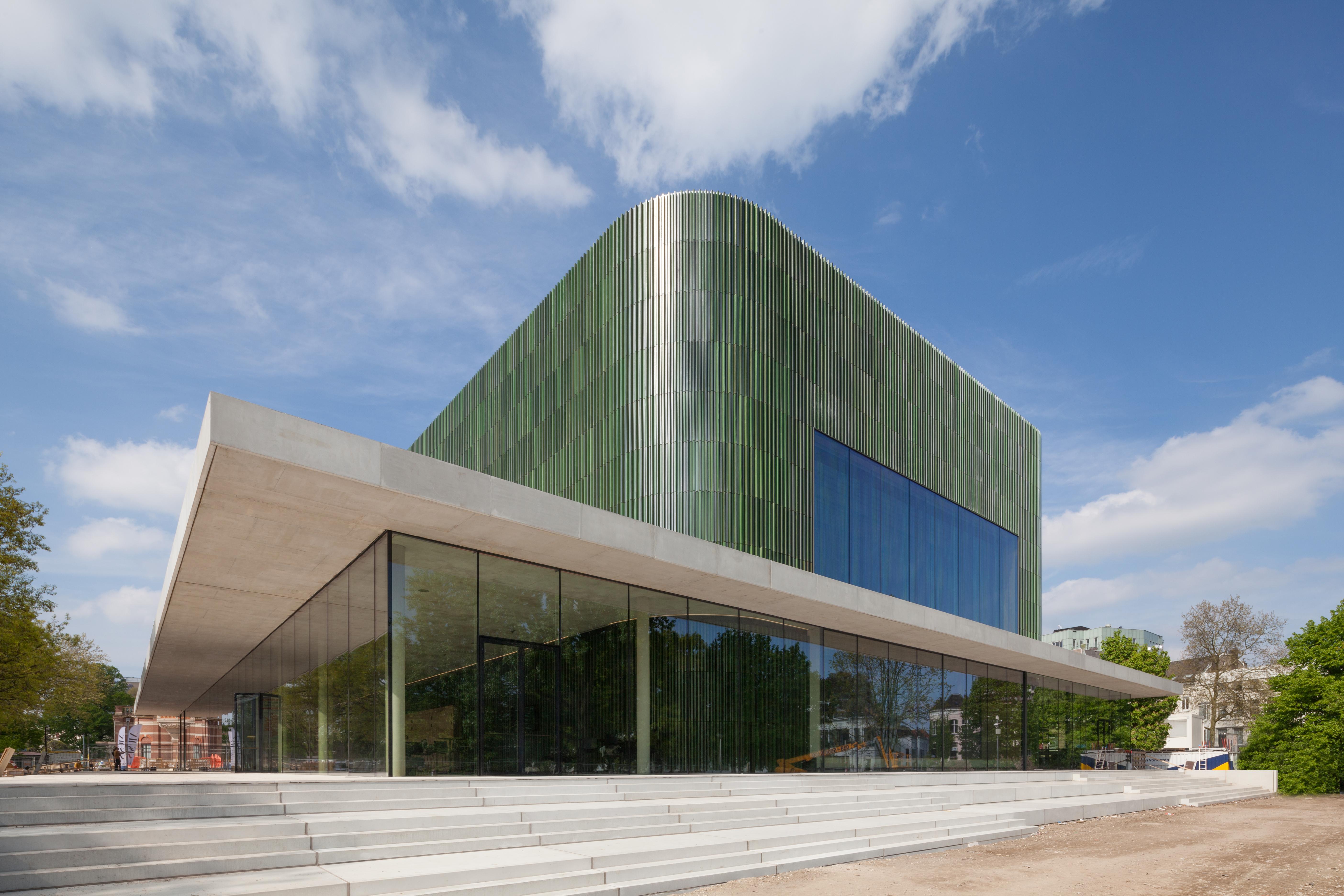 <p>Musis Sacrum door Van Dongen-Koschuch Architects & Planners is de winnaar in de categorie Renovatie van de NRP Gulden Feniks 2018. Foto: Bart van Hoek</p>