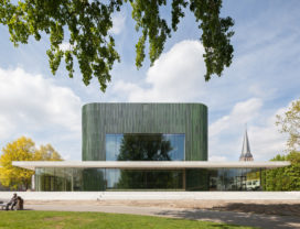 Nominatie ARC17 Detail: Musis Sacrum – van Dongen-Koschuch Architects and planners