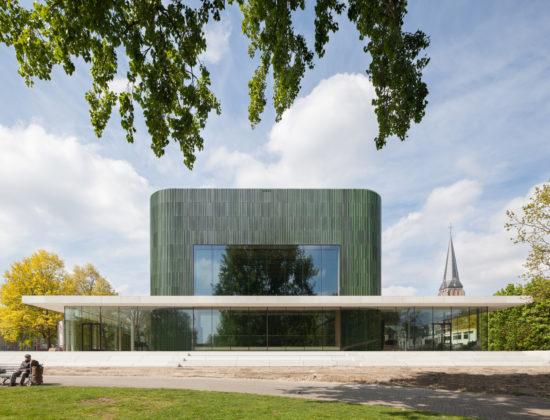 Musis Sacrum wint Duitse Iconic Award 2018