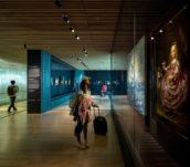 Opening Holland Boulevard en Rijksmuseum van NEXT Architects