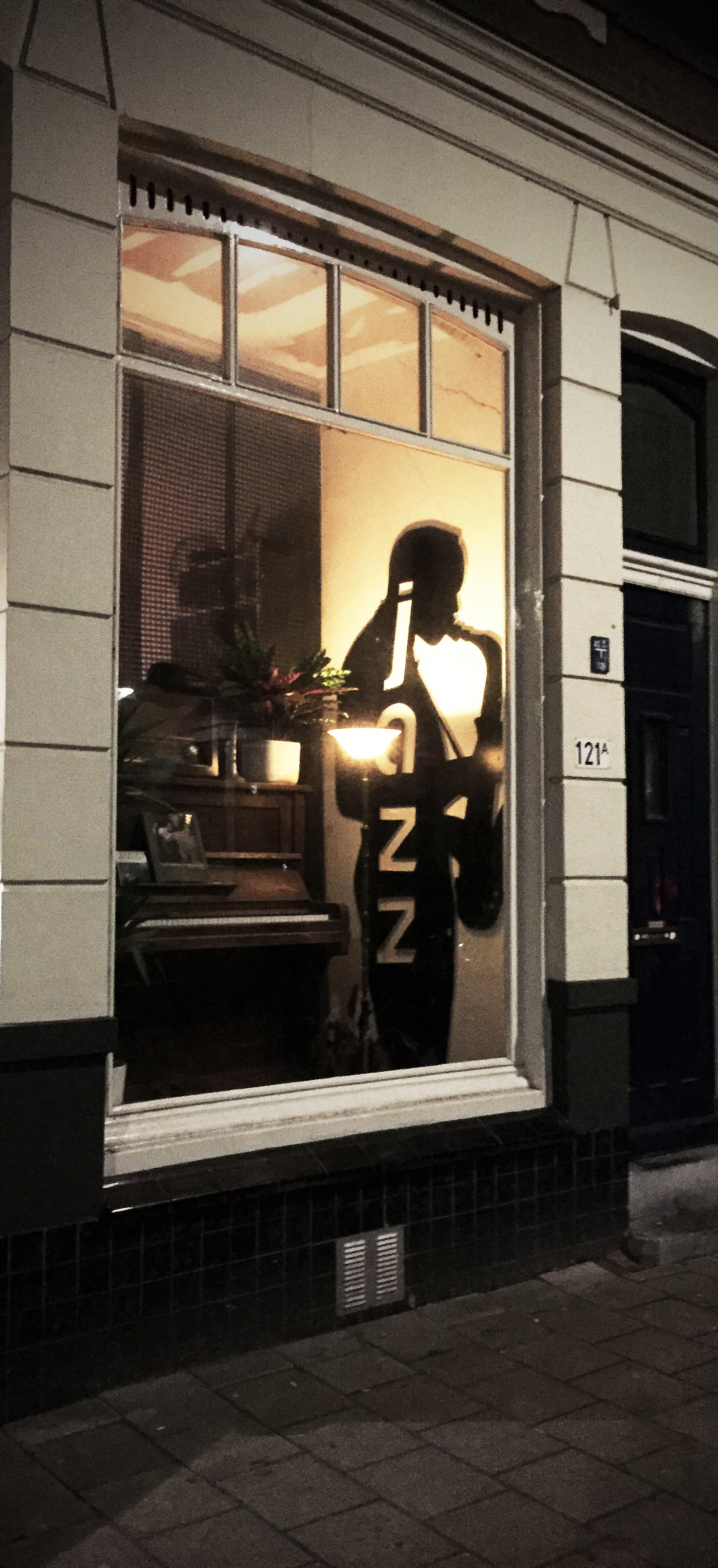 <p>Etaleren van persoonlijkheid: een jazzliefhebber</p>