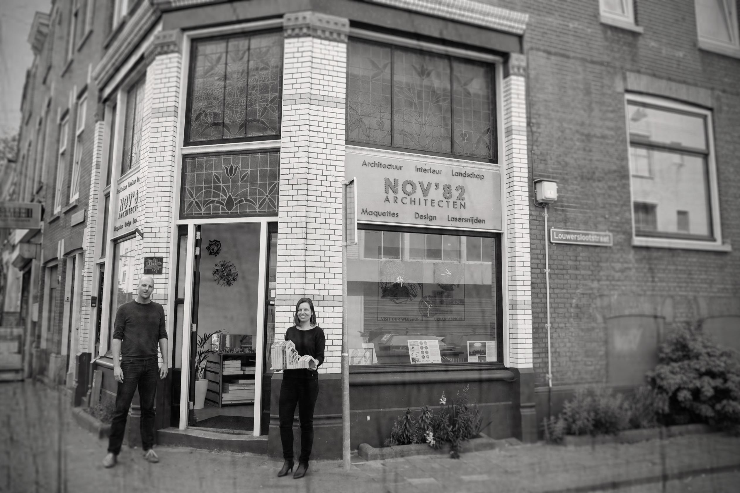 <p>NOV&#8217;82 Architecten etaleert haar waren</p>